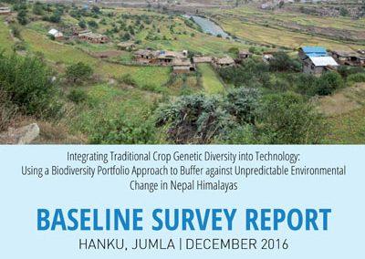 Baseline Report, Hanku, Jumla