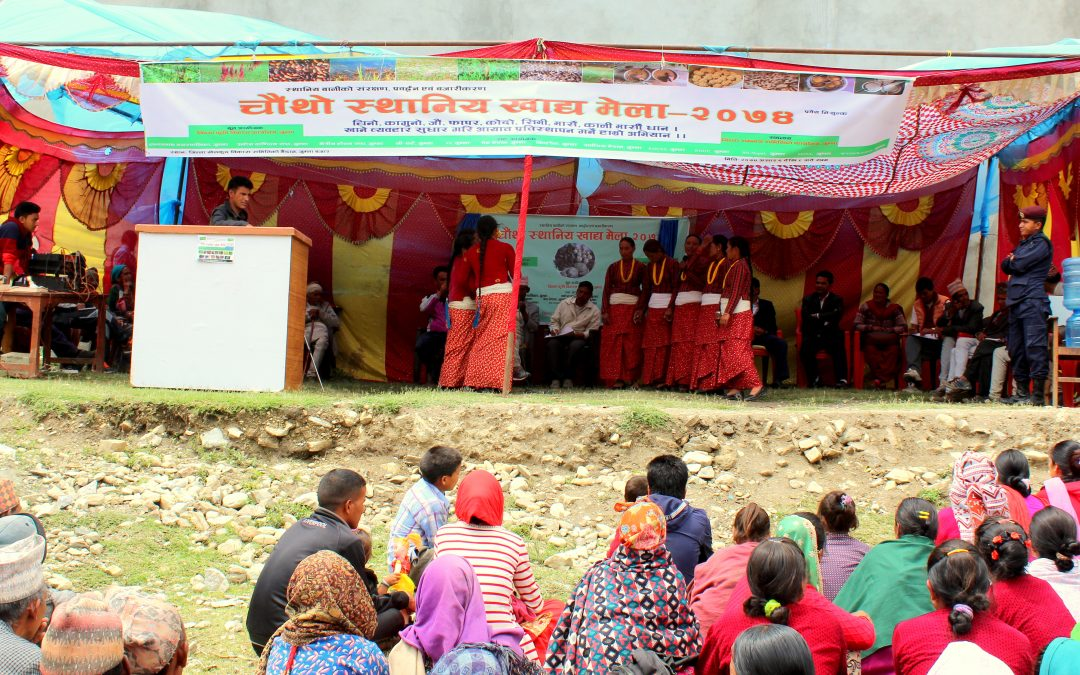 Food Fair: A Good Practice To Promote Awareness, Appreciation And Utilization Of Local Crops